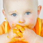 Quick tips on introducing your baby to solid food